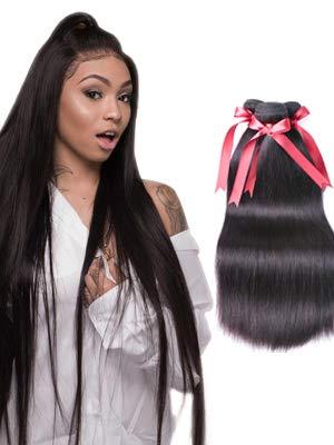 straight hair bundels