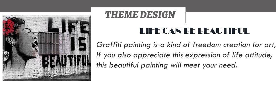 Thema van Muurkunst Foto's