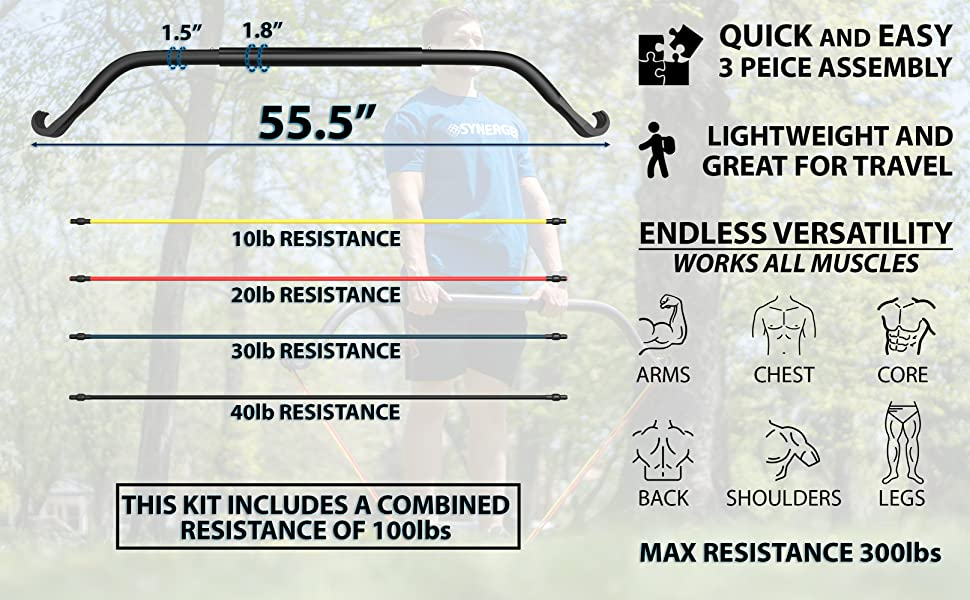 Synergee Resistance Bow