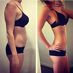 before and after detox tea for weight loss