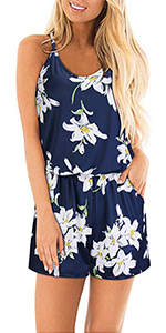 Casual Jumpsuit Rompers