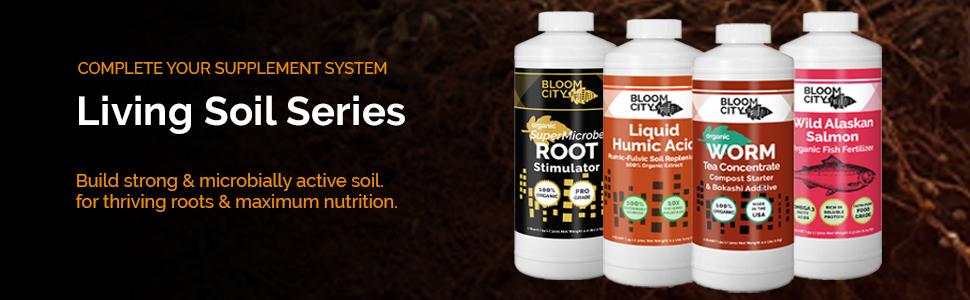 Living Soil Series Highlight