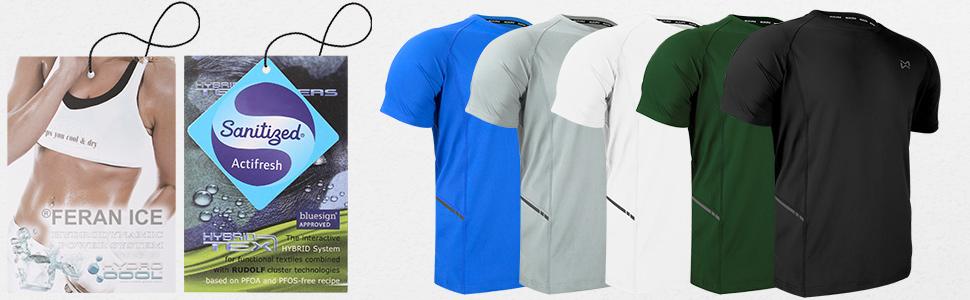 Muezna Running Shirt
