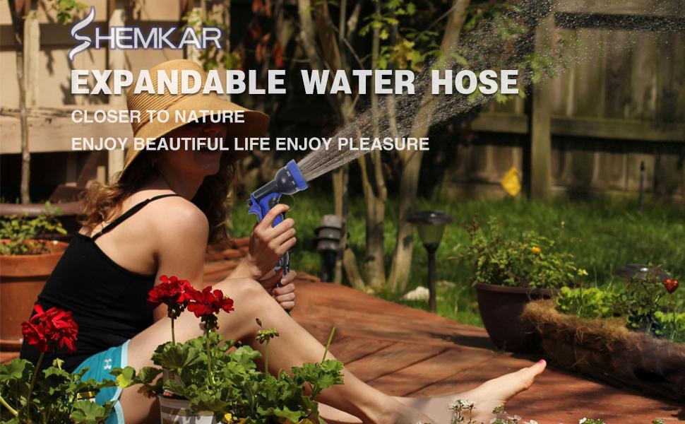 SHEMKAR EXPANDABLE WATER HOSE