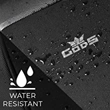 Water Resistant surface