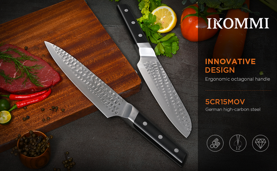 Kithcen knife set