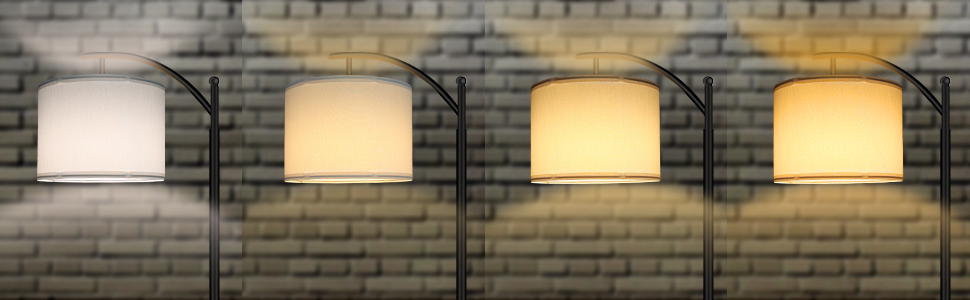 lampadaire led salon