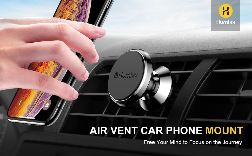 Universal Air Vent Car Mount