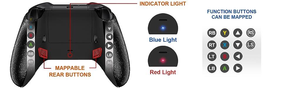xbox one elite custom controller