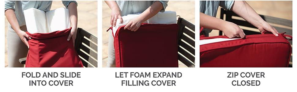 ProFoam Outdoor Cushion