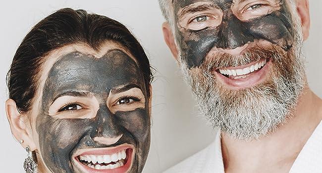 charcoal clay mask loreal