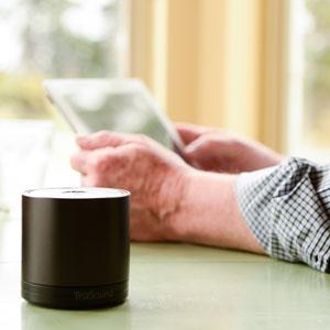 trusound t2 wireless bluetooth speaker