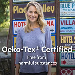 oekotex certified