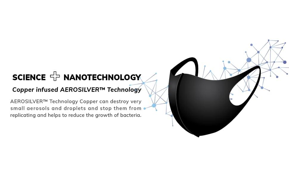 nanocool mask