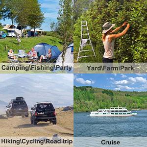two way radio for hunting, hiking, camping