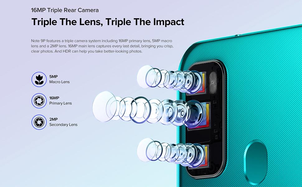 Ulefone Camera phone