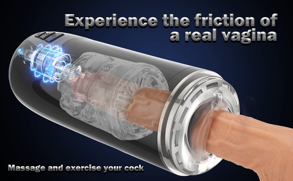 Electric Male Masturbator Cup