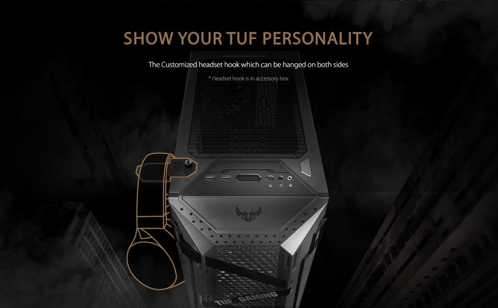 Show Your TUF Personality