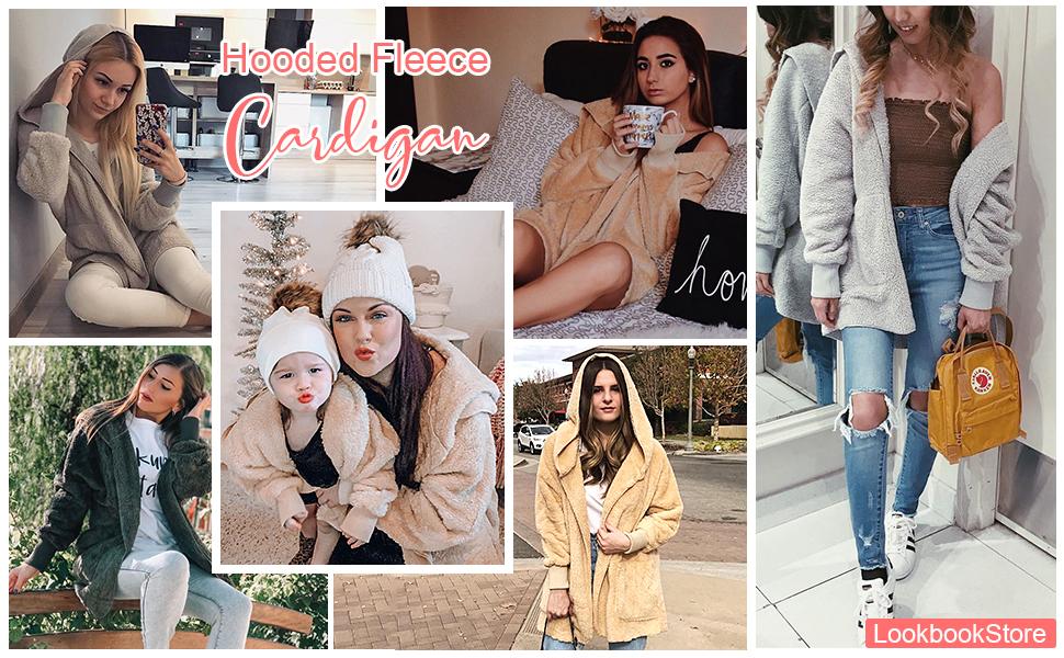 hoodie cardigan for women