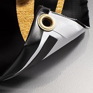 fastener reinforcements eyelet eyehole loophole orifice perforation tools adornment