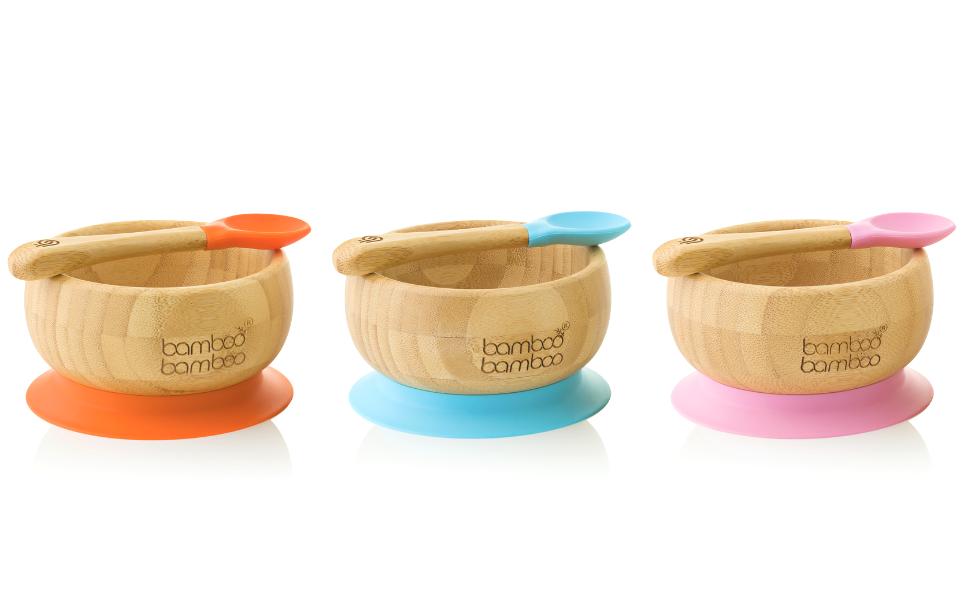 bamboo bamboo bowls