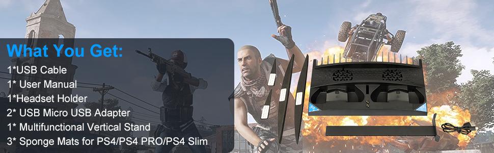 ps4 slim cooling fan