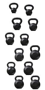 kettlebell classic, russian kettlebell, competition kettlebell weights, black kettle bell, giveroy