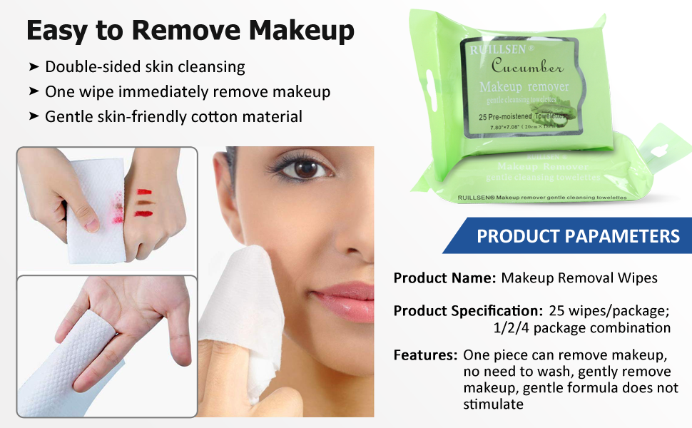 make uo removal cleansing wet wipe