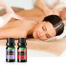 essential oils set for diffuser
