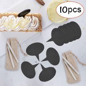 10pcs cheese markers and 4pcs Soapstone Chalk