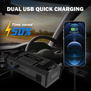 portable car battery jump starter