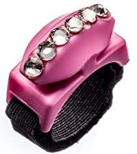 Pink 1 Row Ring