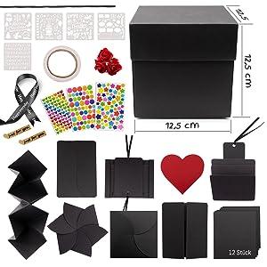 int!rend Caja de regalo | Caja de sorpresa personalizada, 5 ...