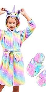 unicorn slippers, slippers for girls