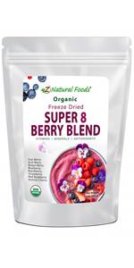 Super 8 Berry Blend