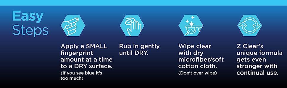Lens Cleaner Scratch Filler hydrophobic lens eye glass cleaner glasses defogger