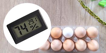 Mini Temperature Humidity Meters Gauge