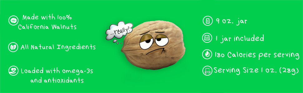 keto nut butter fat bomb crunchy low carb blend non-gmo peanut free walnut almond paleo happy belly