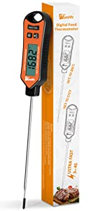 cooking thermometer for meat