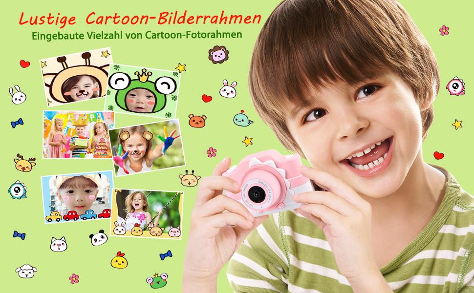Funkprofi Wifi Kinderkamera 1