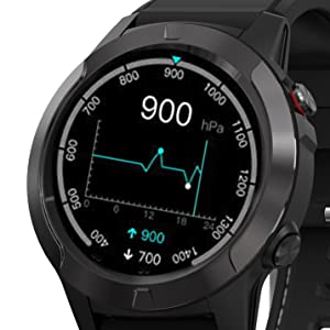 Smart Watches with Barometer
