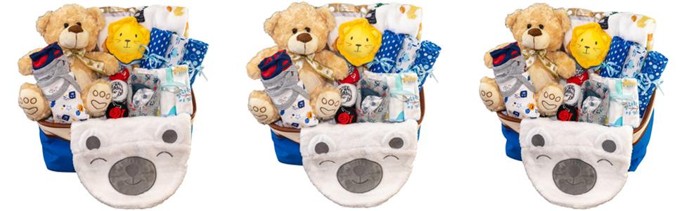Nikki's gift Baskets baby boy new baby gift best new baby gift