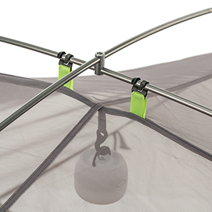 backpacking tent lightweight aluminum poles