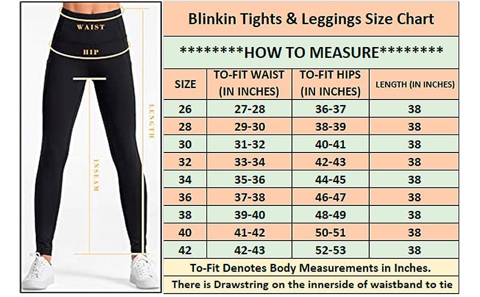 highwaist tights women