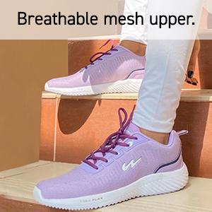 mesh upper