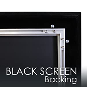 edge free Fixed Frame Projector Screen 16:9 Projector Screen Movie Theater Home Theater akia screens