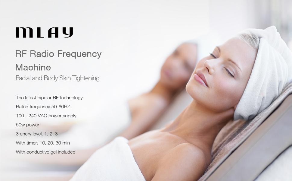 radio frequency skin tightening