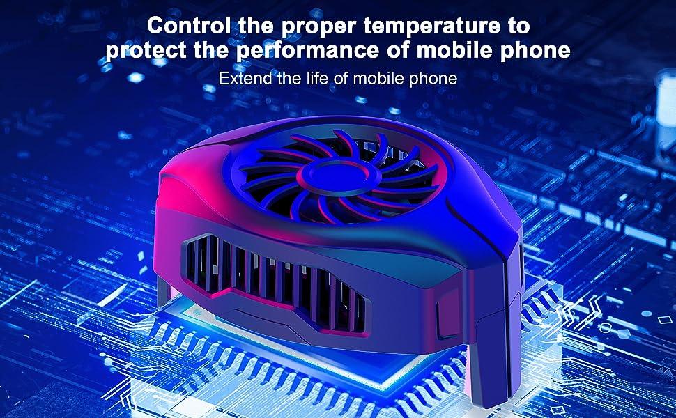 11-phone cooler black