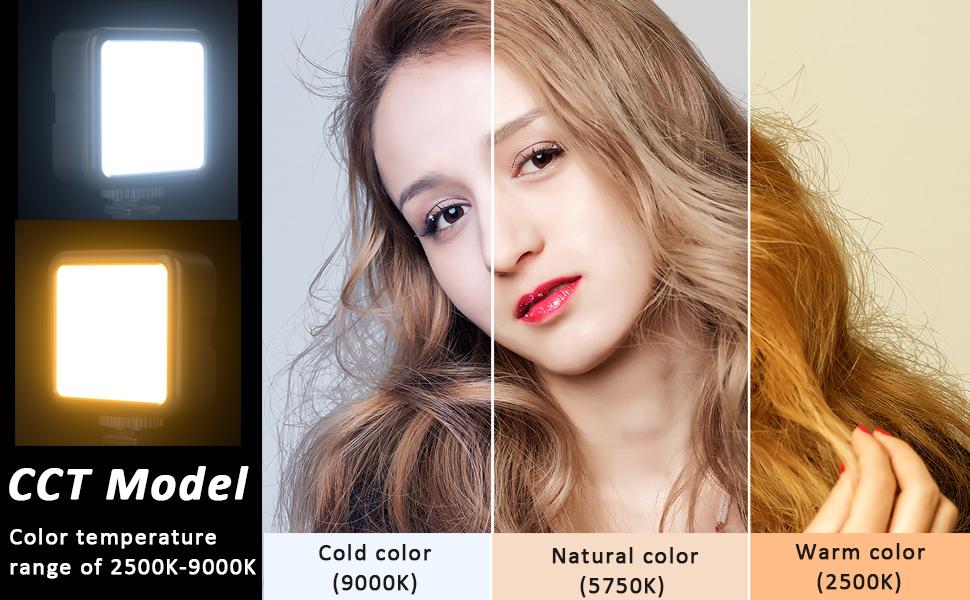 3 color model