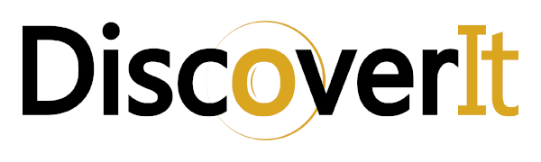Discover It Logo